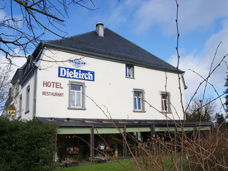 Hostellerie du nord la maison de la fondue weiswampach for Maison du luxembourg restaurant