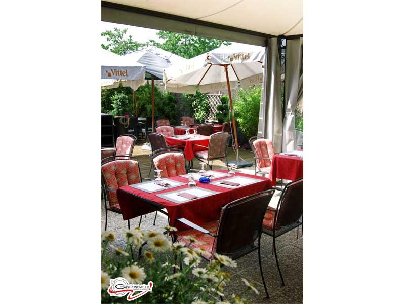 Gran sasso pizzeria schieren gastronomie restaurant - La cuisine rapide luxembourg ...