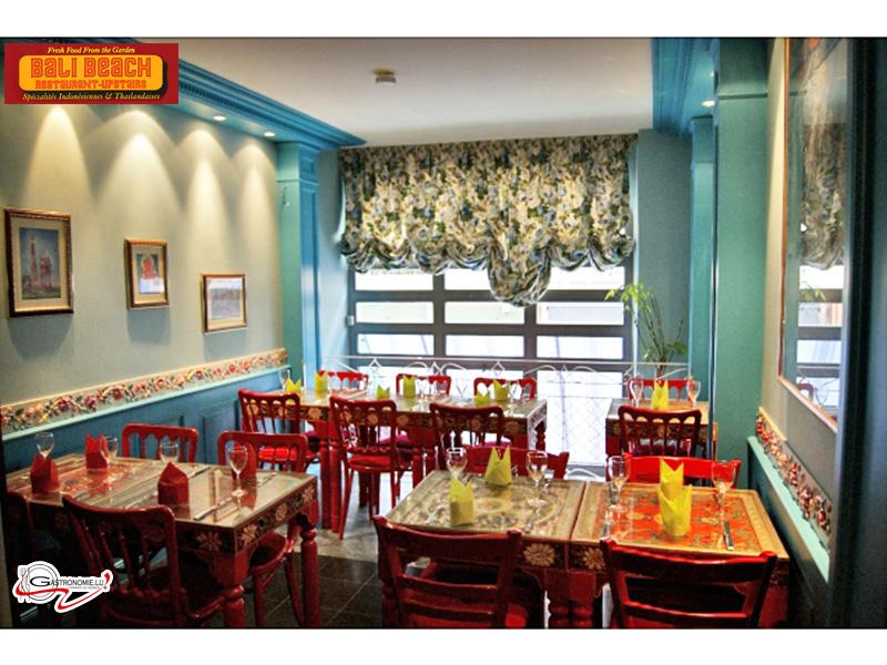 Restaurant maharaja et bali beach luxembourg gastronomie restaurant bar brasserie - Cuisine rapide luxembourg ...