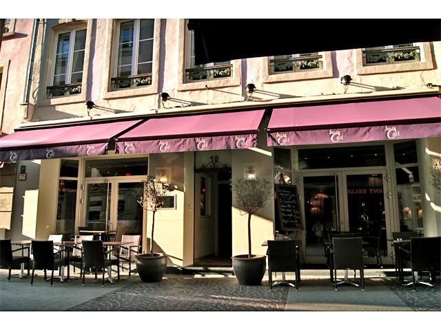 Restaurant basta cosi luxembourg gastronomie restaurant bar brasserie cafe - Restaurant rue des bains luxembourg ...