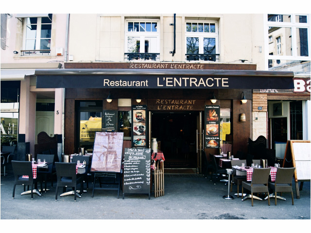 L 39 entracte luxembourg gastronomie restaurant bar brasserie cafe restaurant luxembourg - Cuisine rapide luxembourg ...