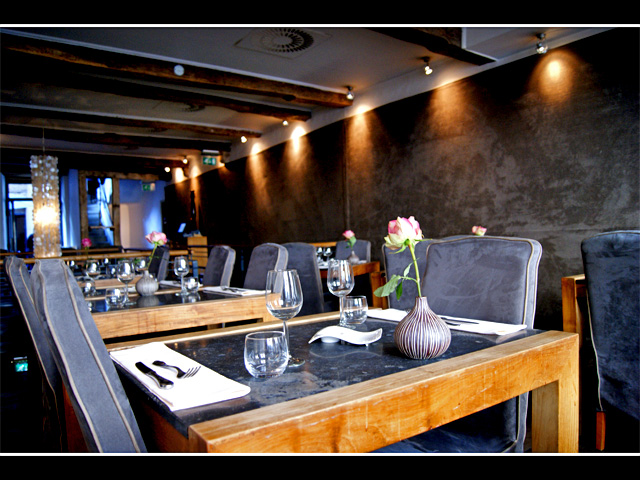 Image gallery essenza restraurant for Cuisine luxembourg