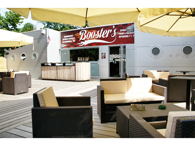 Booster 39 s sports bar howald gastronomie restaurant - La cuisine rapide luxembourg ...