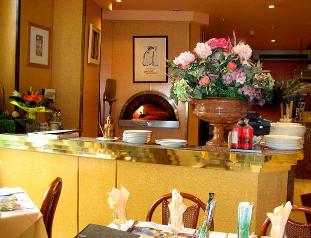 Bacchus pizzeria restaurant luxembourg gastronomie restaurant bar brasserie cafe - Cuisine rapide luxembourg ...